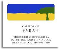 2001 Edmunds St. John Syrah California