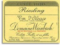 2011 Domaine Weinbach Riesling Cuvee Theo