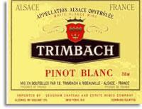 2010 Trimbach Pinot Blanc