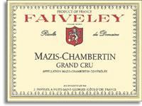 2012 Domaine Faiveley Mazis-Chambertin