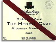 2011 d'Arenberg Viognier/Marsanne The Hermit Crab McLaren Vale