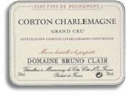 2011 Domaine Bruno Clair Corton-Charlemagne