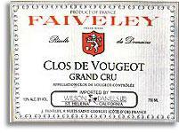 2011 Domaine Faiveley Clos De Vougeot