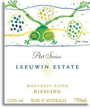 2012 Leeuwin Estate Riesling Art Series Margaret River