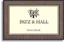 2011 Patz & Hall Wine Company Chardonnay Dutton Ranch Russian River Valley
