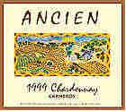 2011 Ancien Winery Chardonnay Carneros