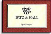 2010 Patz & Hall Wine Company Pinot Noir Hyde Vineyard Carneros
