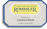 2014 Rombauer Vineyards Chardonnay Carneros