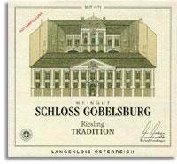 2012 Schloss Gobelsburg Gruner Veltliner DAC Tradition Kamptal Reserve
