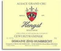 2012 Domaine Zind Humbrecht Gewurztraminer Hengst
