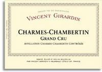 2003 Domaine/Maison Vincent Girardin Charmes-Chambertin