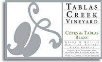 2012 Tablas Creek Vineyard Cotes De Tablas Blanc Paso Robles
