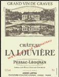 2010 Chateau La Louviere Pessac Leognan