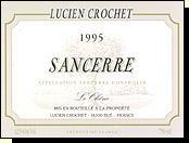 2010 Domaine Lucien Crochet Sancerre