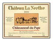 2010 Chateau La Nerthe Chateauneuf-du-Pape