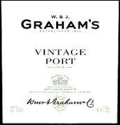 1963 Graham Vintage Port (From Private Cellar)