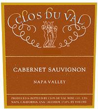 Vv Clos Du Val Cabernet Sauvignon Napa Valley