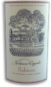 1997 Niebaum-Coppola Estate Winery Rubicon Rutherford