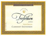 2002 Trefethen Vineyards Cabernet Sauvignon Napa Valley