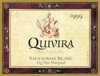 2011 Quivira Vineyards Sauvignon Blanc Dry Creek Valley