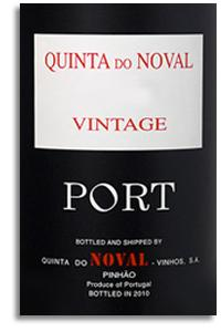 2007 Quinta Do Noval Vintage Port