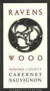 2007 Ravenswood Winery Cabernet Sauvignon Sonoma