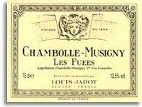 2009 Domaine/Maison Louis Jadot Chambolle-Musigny Les Fuees