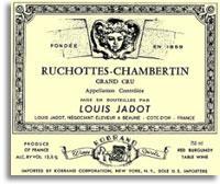 1996 Domaine/Maison Louis Jadot Ruchottes-Chambertin