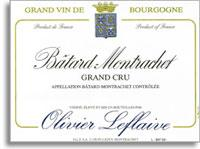 2009 Olivier Leflaive Batard-Montrachet