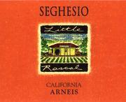 2012 Seghesio Family Vineyards Arneis Russian River Valley