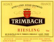 2007 Trimbach Riesling