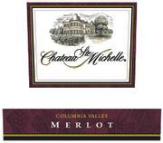 2011 Chateau Ste. Michelle Merlot Columbia Valley