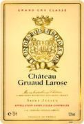 1982 Chateau Gruaud Larose Saint-Julien
