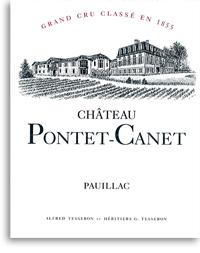 2010 Chateau Pontet Canet Pauillac (in magnum) (Pre-Arrival)