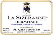 2012 Maison Chapoutier Hermitage La Monier De La Sizeranne