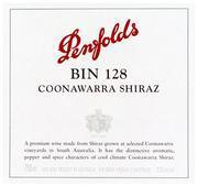 2011 Penfolds Wines Shiraz Bin 128 Coonawarra