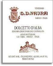 2011 G.D. Vajra Dolcetto d'Alba