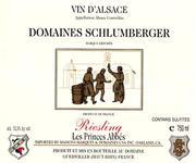 2011 Domaine Schlumberger Riesling Princes Abbes