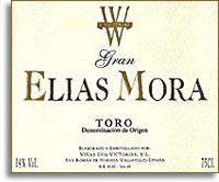 2001 Bodegas Y Vinedos Dos Victorias Gran Elias Mora Toro