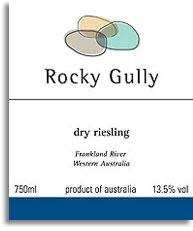 2013 Frankland Estate Riesling Rocky Gully Frankland River
