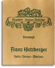 2011 Franz Hirtzberger Gruner Veltliner Smaragd Axpoint