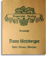 2012 Franz Hirtzberger Riesling Smaragd Singerriedel