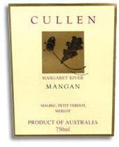 2012 Cullen Wines Mangan Margaret River