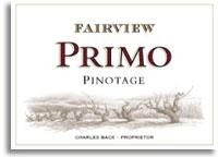 2010 Fairview Pinotage Primo Paarl