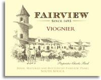 2013 Fairview Viognier Coastal Region