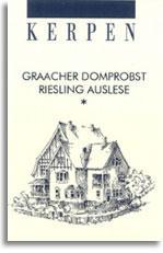 2010 Kerpen Graacher Domprobst Riesling Auslese