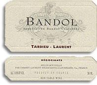 2013 Tardieu-Laurent Bandol