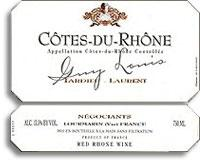 2010 Tardieu-Laurent Cotes du Rhone Guy Louis