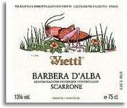 2007 Vietti Barbera d'Alba Scarrone