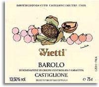 2010 Vietti Barolo Castiglione